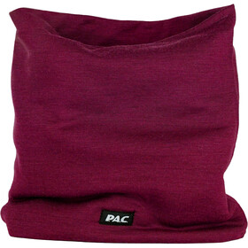 P.A.C. Snood Merino Loop Sjaal, plum